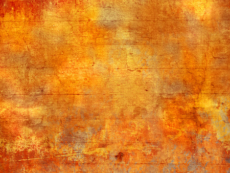 Fall colors - abstract autumn background Stock Photo