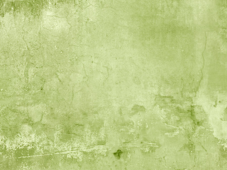 cracked concrete frame: Green background texture