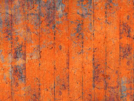 明るいオレンジ色のグランジ背景