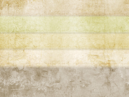 mural: Polished background texture - soft earth colored stripes Stock Photo