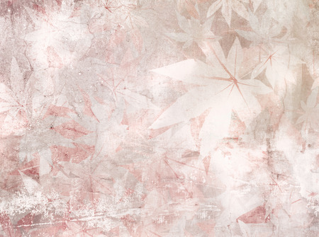 Soft pink flower pattern - vintage floral background