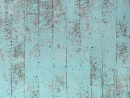painted wall: Blue green wood pattern