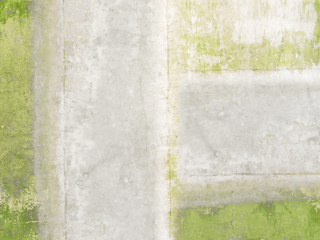 Abstract grey green background wall