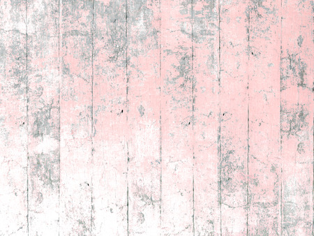 vintage timber: Painted wood background pink