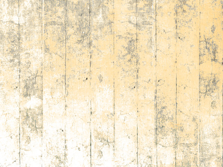 scuffed: Painted wood background yellow