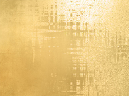 Elegant gold - abstract luxury design