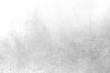 ソフト グランジ スタイル - コンクリート テクスチャの白灰色の背景 写真素材