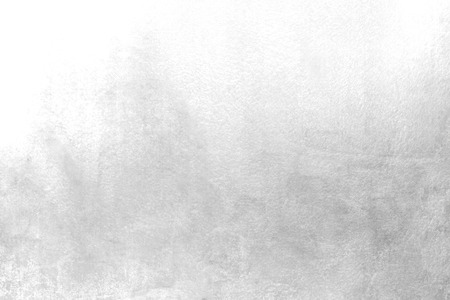 White grey background in soft grunge style - concrete texture