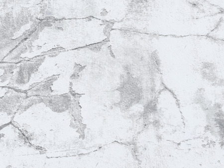 concrete background: Cracked wall texture - grey concrete background
