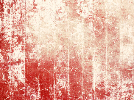 floorboards: Grunge wood background texture - old weathered red colored floorboards