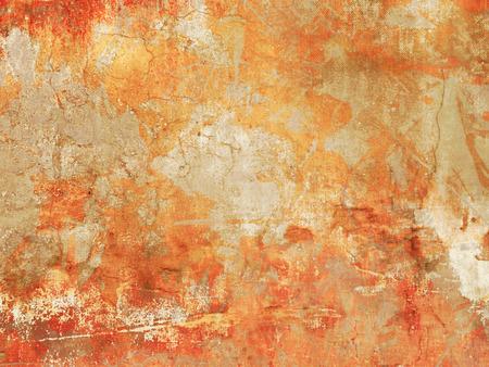 Abstrakte Grunge-Hintergrund in den bunten Farben des Herbstes