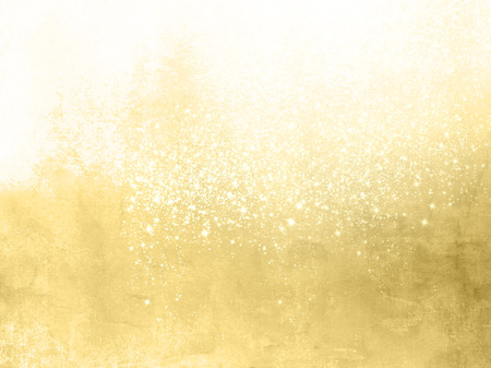 Sparkling gold - abstract festive background