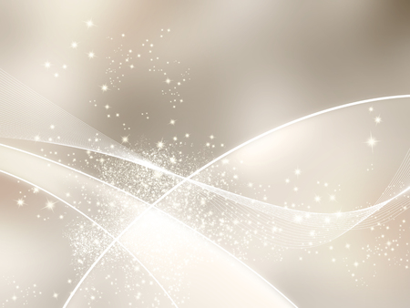 Sparkle background beige with abstract lines Banco de Imagens - 49003209