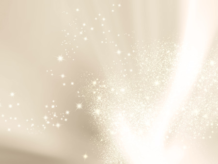 Soft light sparkle background - abstract beige texture Фото со стока - 49003211