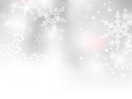 Abstract winter background soft grey with fading to white
