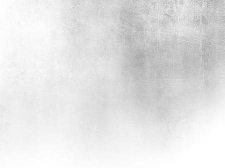 White gray background with soft grunge texture Standard-Bild