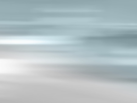 Horizon background - abstract grey blue gradient Stock Photo