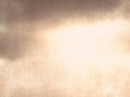 light brown background: Grunge sky background brown beige with dramatic shiny light Stock Photo