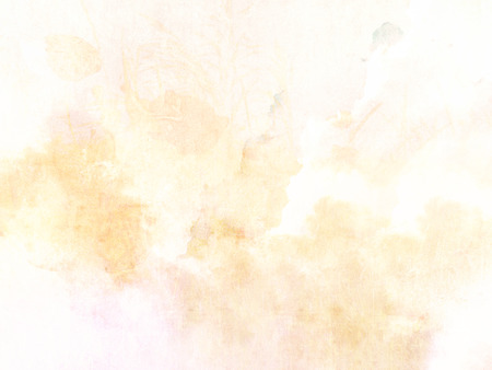pastel backgrounds: Yellow watercolor background - abstract pastel spring design with soft vintage texture