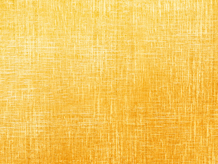 Yellow background abstract - linen texture Stock Photo
