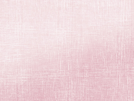 Soft pink watercolor background texture abstract with linen structure