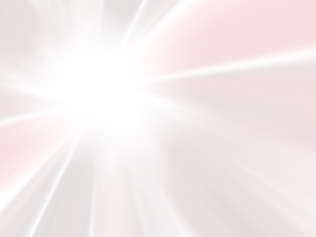 Pastel background abstract - soft pink sunburst