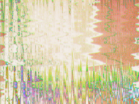 vibrant colors: Abstract glitch background in light vibrant colors