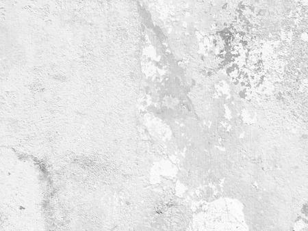 灰色の壁背景 - 抽象的な光のグランジ テクスチャ 写真素材