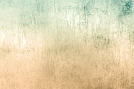 Abstract natural retro background with green beige color gradient
