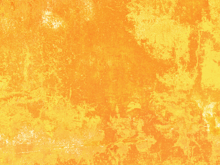 chipped: Yellow orange background texture abstract Stock Photo