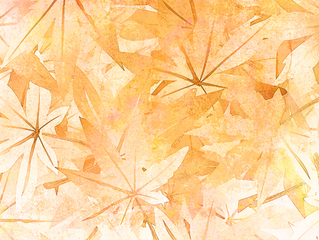 nervure: Leaves background - abstract autumn pattern