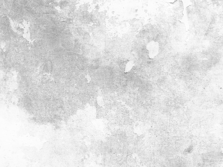 灰色の壁テクスチャ - 光グランジ背景 写真素材