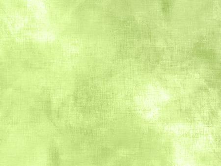 淡い緑の水彩画の背景 - 柔らかい抽象的な春のテクスチャ 写真素材