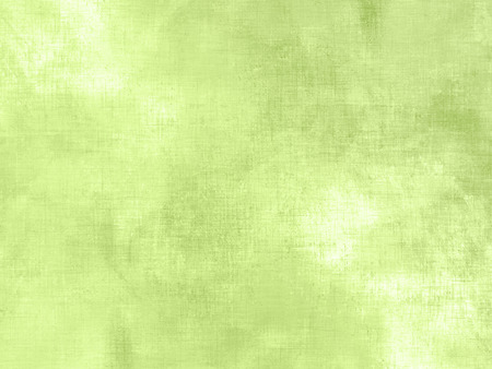Fresh green watercolor background - soft abstract spring texture Stock Photo