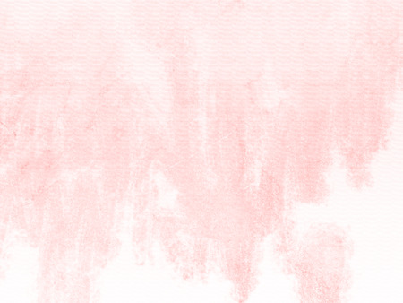Pink watercolor background texture Stock Photo