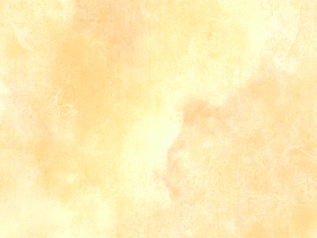 Soft yellow watercolor background texture