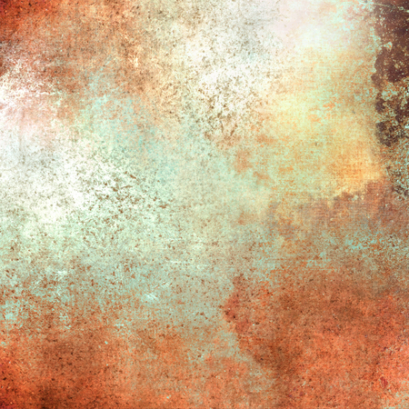 Grunge colorful background texture
