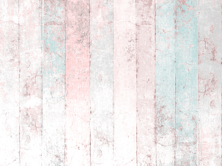 Shabby chic pastel wood background texture