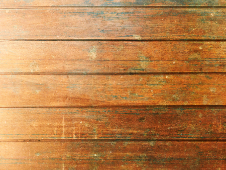 Brown wood background with retro rustic texture 스톡 콘텐츠