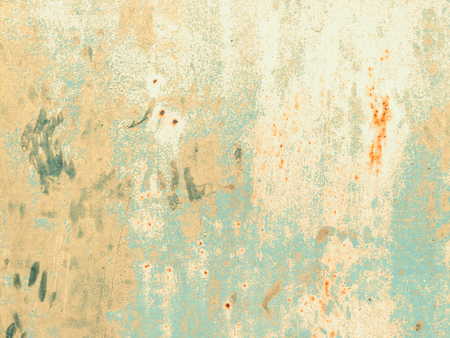 Abstract grunge background texture with rusty stains