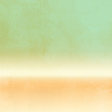 Beach color gradient with retro texture - abstract summer holiday background