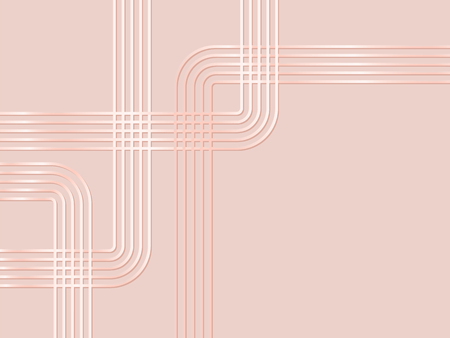 Soft pink background pattern with geometric shiny lines