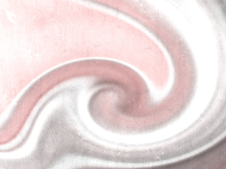 Pink swirl background in vintage style - abstract digitally generated acrylic wavy pattern Archivio Fotografico - 117408692