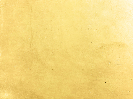 Abstract gold metal background with soft grunge texture