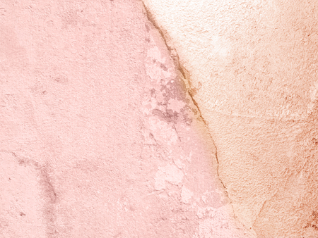 Rose quartz background texture - abstract coral pink vintage stone wall 스톡 콘텐츠