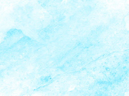Pastel background in light blue watercolor - abstract aquarelle texture Stok Fotoğraf