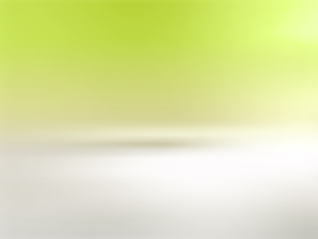 Pastel green background gradient - abstract natural spring template