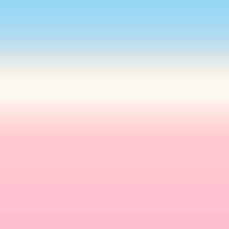 Girly background in pink blue candy colors - abstract simple pastel gradient Çizim