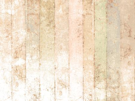 Holzhintergrund pastellbeige Standard-Bild