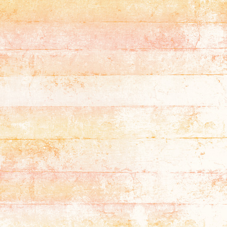 Yellow pastel background with faded pale wood texture Archivio Fotografico - 121956924